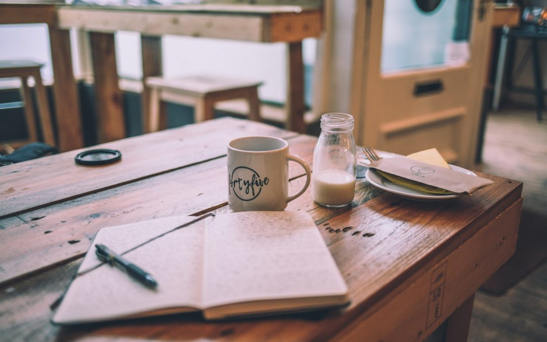 How Coffee Boost Your Writing Creativity